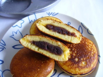 Red Bean Paste Pancakes Recipe Recipes — Dishmaps