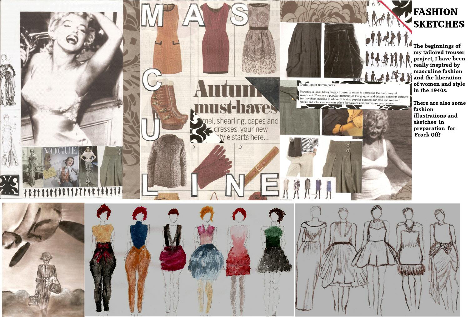 portfolio  fashion portfolio