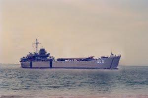 KRI Teluk Kau-504
