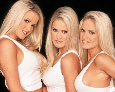 dahm the sexy triplets in Awesome times by Dominique Graham ► ◄