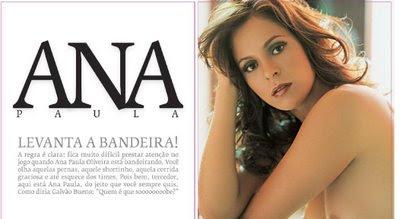 Ana Paula Oliveira Nude