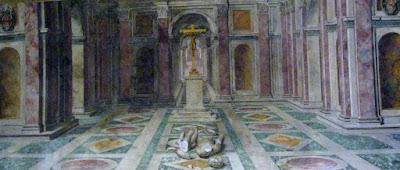 Tommaso Laureti-Il trionfo della religione cristiana