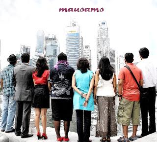 Mausams – First Look Teaser Poster