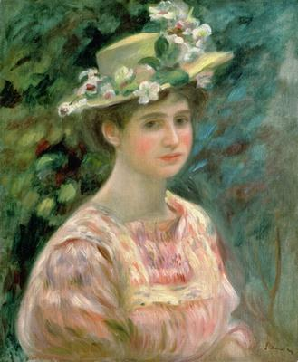 [renoir+-+girl+with+eglanines+on+her+hat]