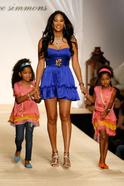 kimora lee simmons children