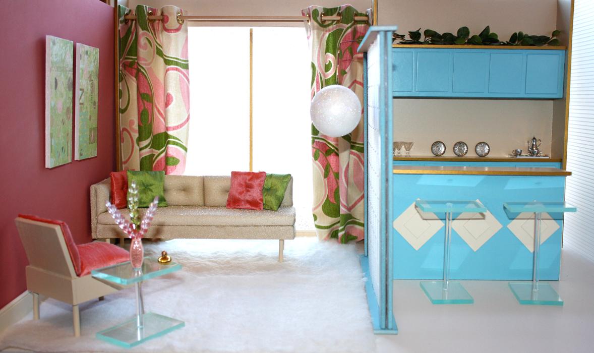 Fashion Doll Furniture