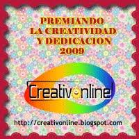 PREMI A LA CREATIVITAT I A LA DEDICACIÓ