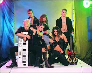 el grupo musical de rbd: