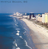 Myrtle Beach Resort, South Carolina, Oceanfront Myrtle Beach Resort