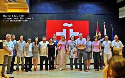 Dia Del Libro, Instituto Cervantes de Manila, Kalaw, Bersong Europinoy 2, Berso sa Metro, Spanish Class Course, Philippines, Jose Rodriguez