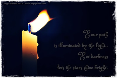 Jaypee David Photography, enjayneer, candle photo, kandila, luz, light quotes