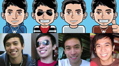 faceyourmanga, avatar, cartoon version of yourself, aimee mae mercado, lesley jan manuel, bienvenido gomez, rizaleen camaya, jaypee david