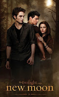twilight, new moon, movie, stephenie meyer, showing november 20 2009, new moon movie, twilight sequel new moon