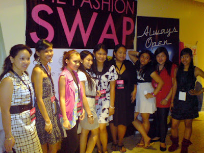 the fashion swap, the loft manansala, makati, rockwell, the bar, fashion event, june 12 2009, independence day event, manila, jamie susara, college of saint benilde, julius mariano