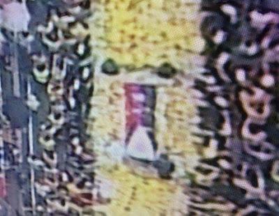 Ninoy Aquino, Face, Image, Ninoy image on Cory's Coffin, Cory Aquino