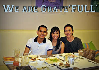Gratitude More Than Just a Restaurant, Fort Bonifacio, Global City, High Street, Taguig, Analei Atienza, Kahlil Bagatsing