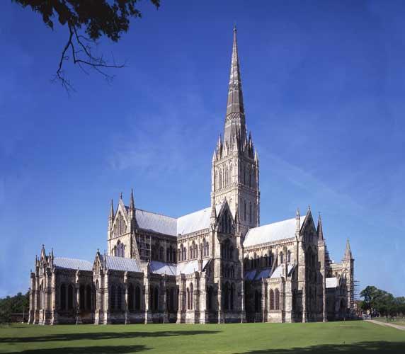 salisbury cathedral - photo #22