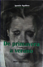 "Libro ""De primavera a Verano"" escrito por Nacho Aguilera"