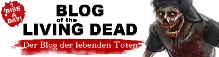 Blog Of The Living Dead - An Illustrative Zombie Blog