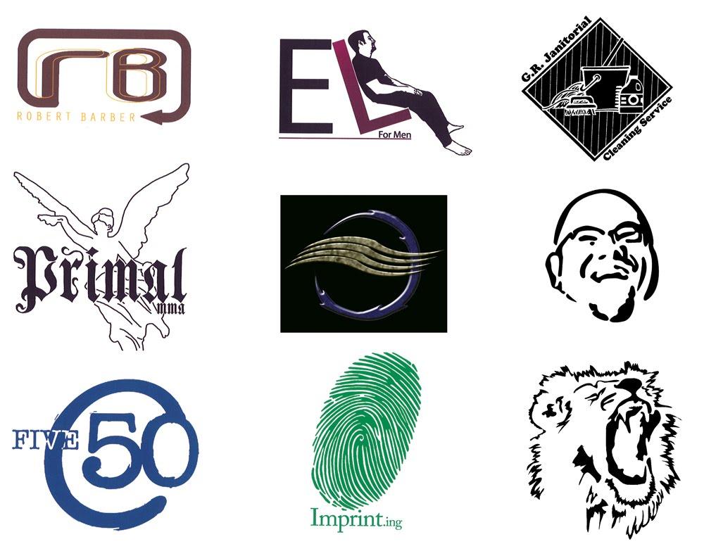 barber logo design - photo #29