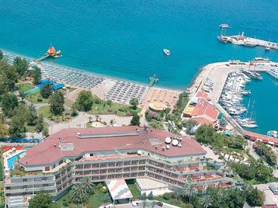T%C3%BCrkiz+Hotel Türkiz Thalasso Centre & Marina Hotel