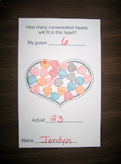 Counting Conversation Hearts