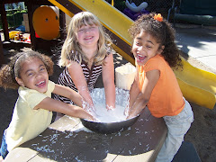 Corn Starch Playtime!