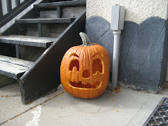 Pumpkin is Carved.....