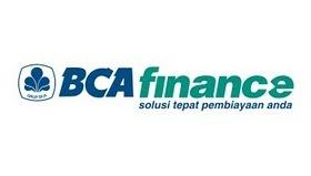 Lowongan Kerja Terbaru di PT. BCA Finance