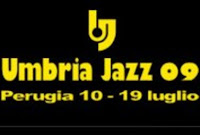 Poster Umbria Jazz 2009