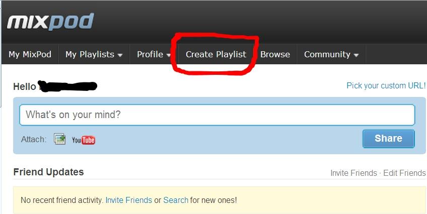 how to add playlist google music