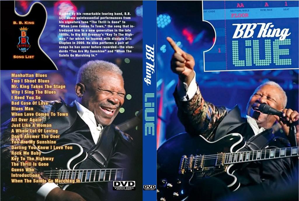 B.B. King Bad Case Of Love