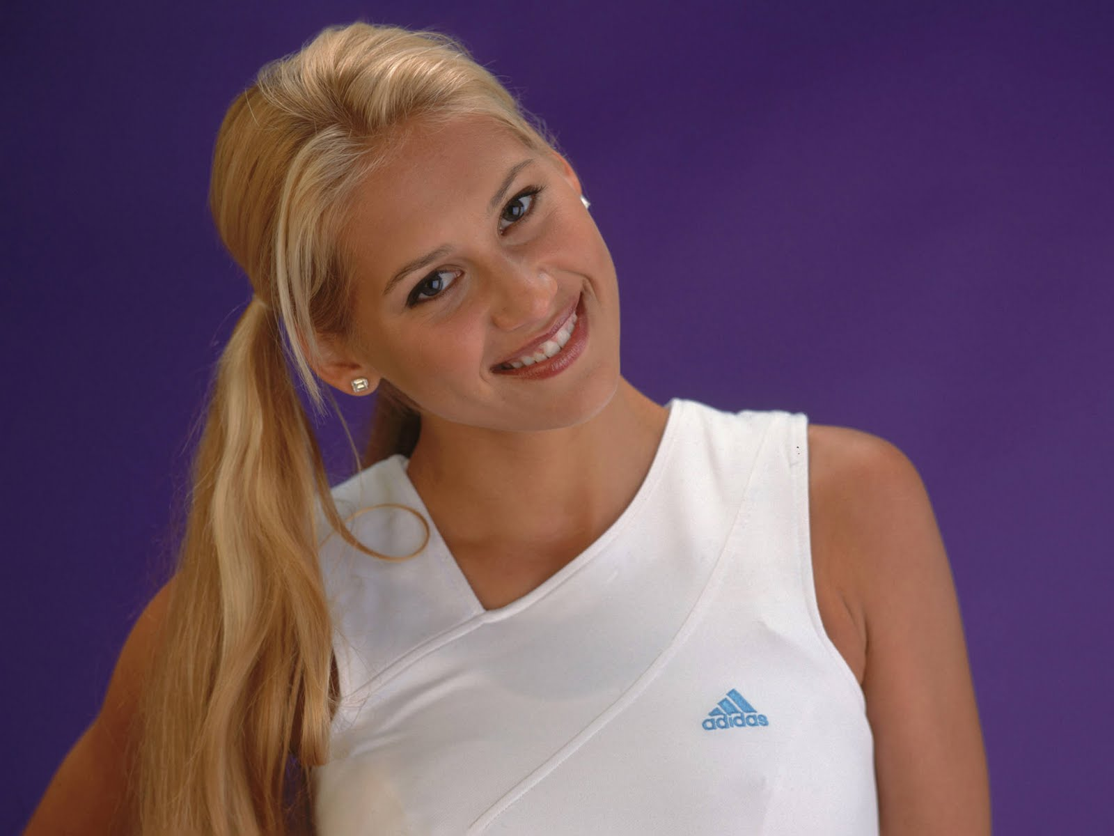 <b>Anna Kournikova</b> HD <b>wallpaper</b> #748170