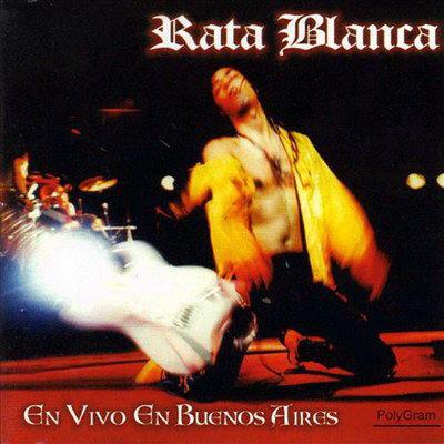 Rata Blanca En Vivo En Buenos Aires Frontal Discografia Rata Blanca