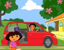 Dora city adventure