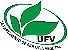 logomarca Departamento de bio vegetal