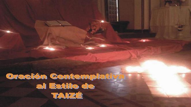 Oracion al Estilo TAIZE