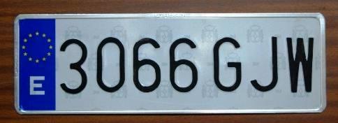 Matem ticas elaios 2 eso enero 2011 - Matricula coche hoy ...