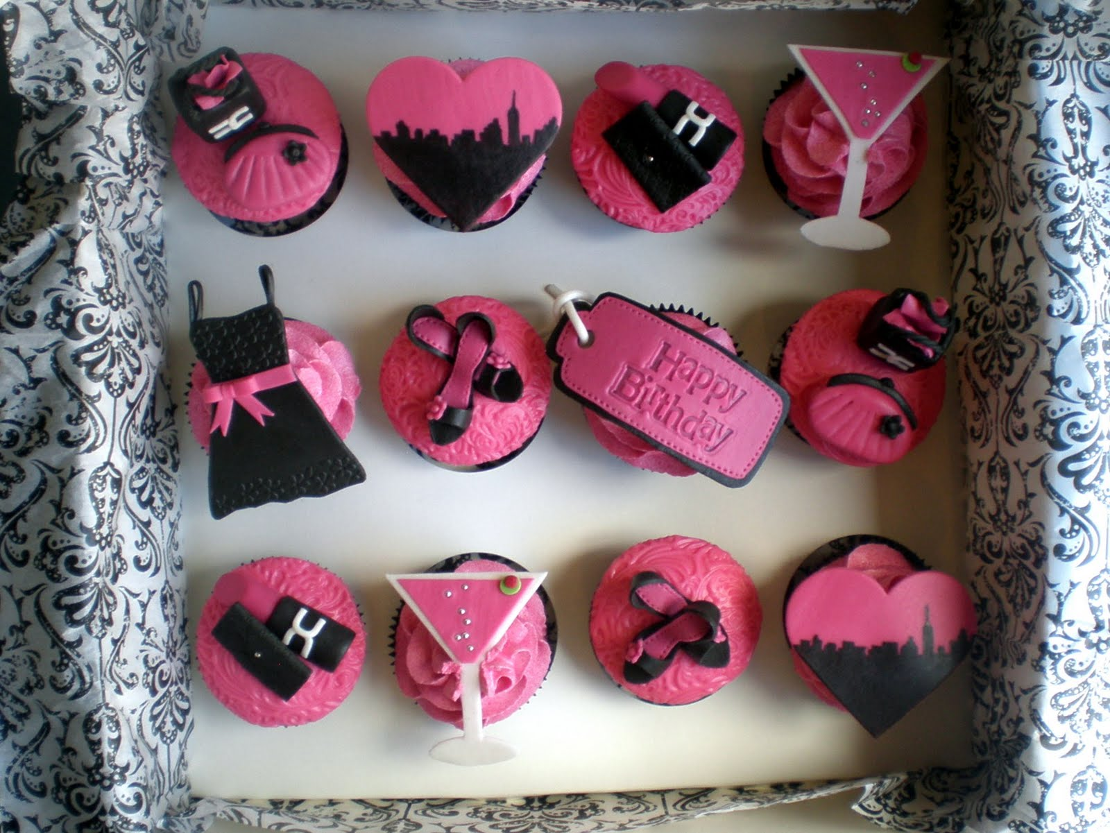 sex and cupcakes