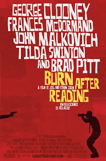 Burn After Reading poster courtesy IMPAwards.com