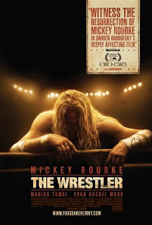 Wrestler poster from IMPAwards.com