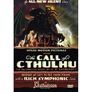 Call of Cthulhu DVD cover and Amazon link