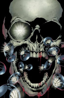 Blackest Night #1 Cover