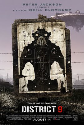 District 9 poster and IMPAwards link