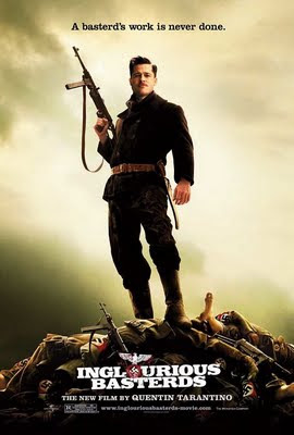 Inglourious Basterds poster and IMPAwards link