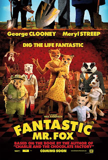Fantastic Mr. Fox poster and IMPAwards link