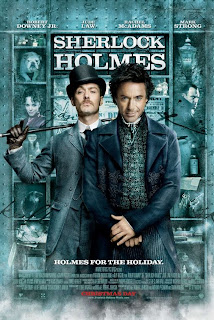 Sherlock Holmes poster and IMPAwards link