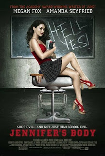 Jennifer's Body poster and Amazon link