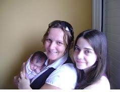 Minhas titias Mariza e Madaa