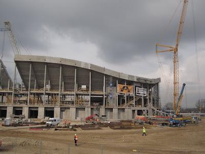stadion pilkarski gdansk